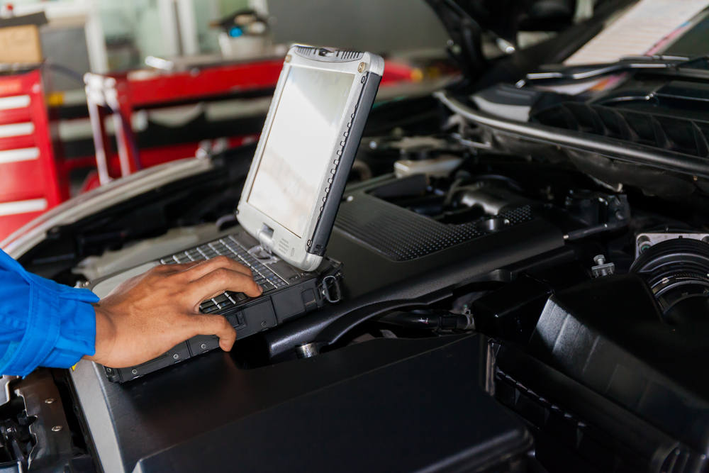 engine computer diagnosis